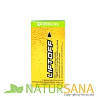 HERBALIFE Liftoff® - Orange (10er Pack)