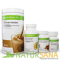 HERBALIFE Basis-Wellness-Programm Cappuccino