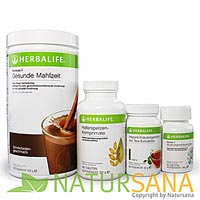 HERBALIFE Basis-Wellness-Programm Schokolade